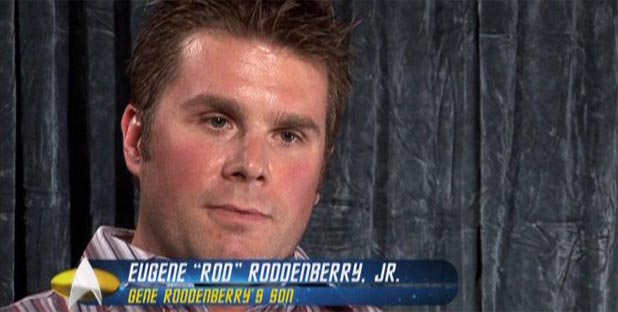 "'They made ""Star Trek"" cool again' - Rod Roddenberry Interview"