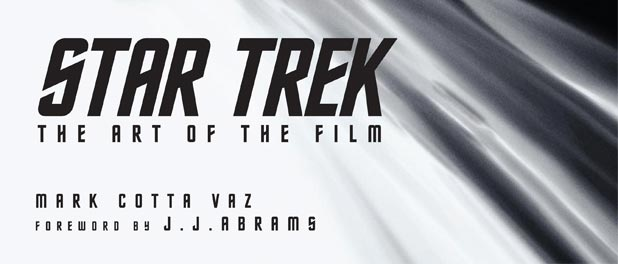 Star Trek The Art Of The Film Coming Soon