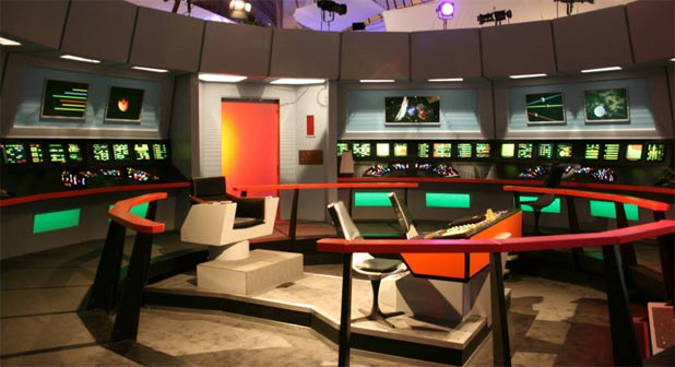 Wedding Planned This Saturday For Star Trek: The Exhibition Winners