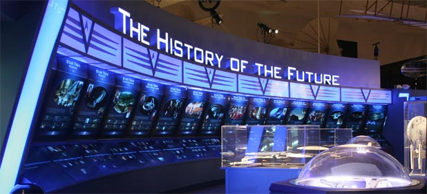 Star Trek: The Exhibition Now In Vancouver Canada Until Sept 3rd