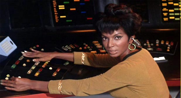 Nichelle Nichols To Recieve Gordon Parks Award