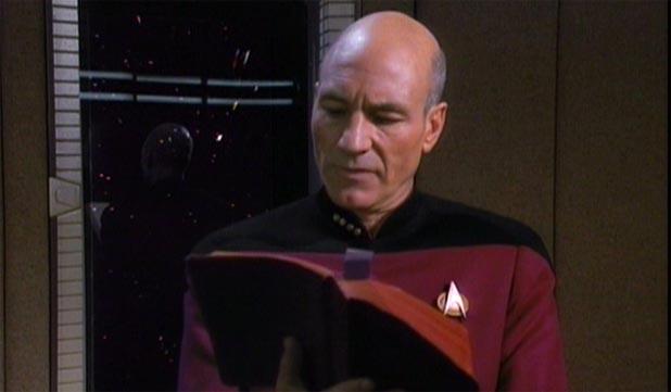 Star Trek: Reading Is fundamental By Rob Shimer