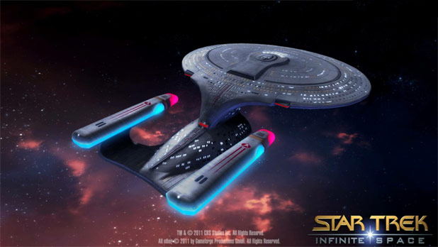 Star Trek: Infinite Space Community Q&A Featuring Mike & Denise Okuda