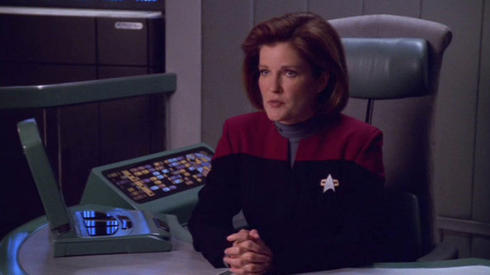 Star Trek: Voyager's Kate Mulgrew Talks About Warehouse 13