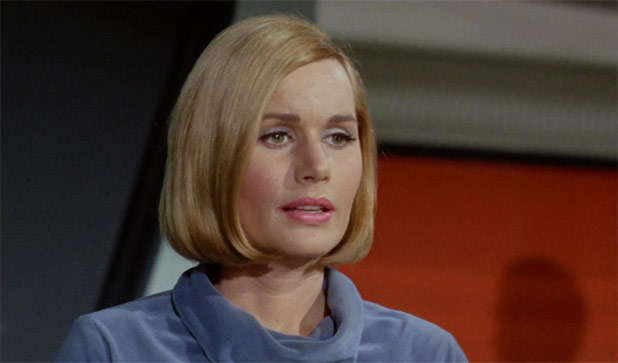 Star Trek / M*A*S*H Star, Sally Kellerman On SciFi Diner Podcast