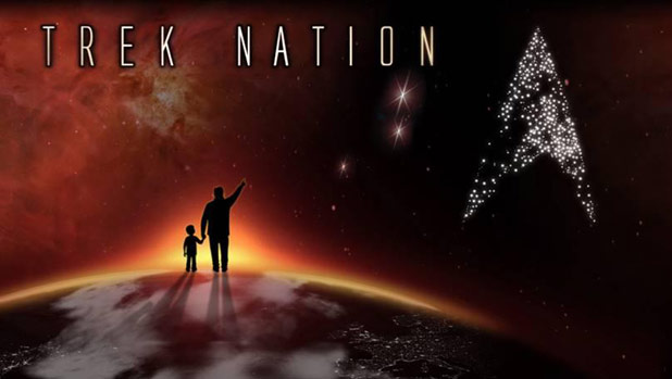 Trek Nation Screenings At Star Trek Las Vegas. Plus Exclusive Documentary DVD