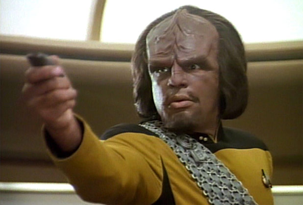 Everything You Always Wanted To Know About Worf (But Were Afraid To Ask)
