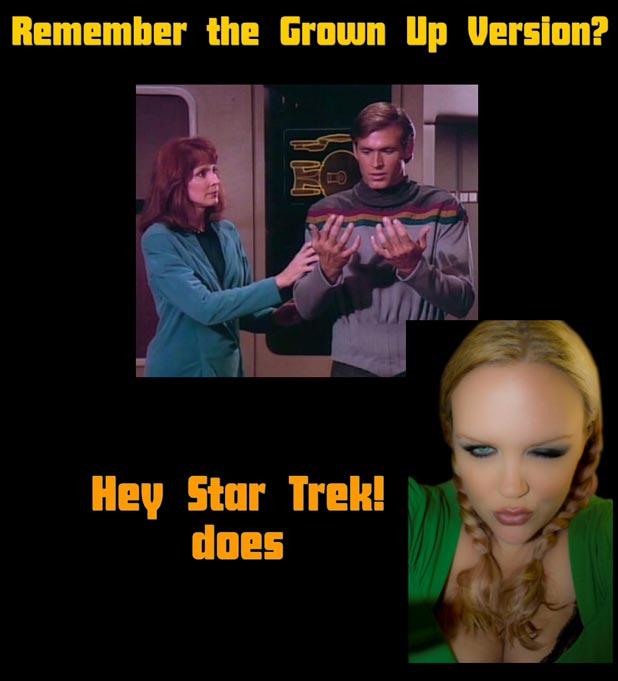 Hey Star Trek