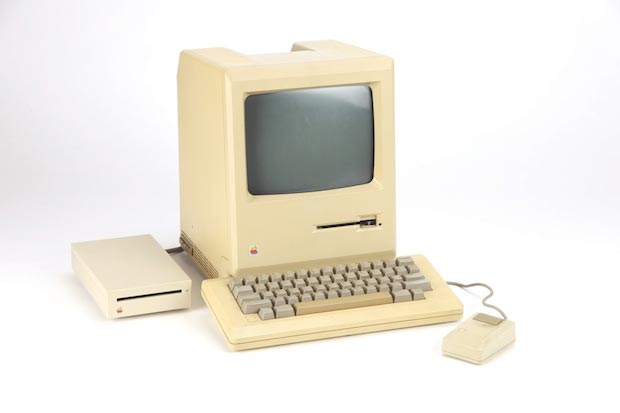 Own Gene Roddenberry's Mac Plus - Model 0001