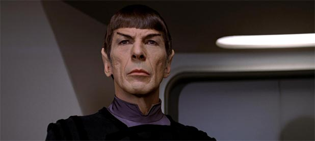 'I was put back in touch with what I cared about'. Leonard Nimoy On Star Trek XI