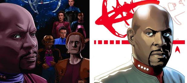 Star Trek: Deep Space Nine: Fool's Gold Comic Set For December