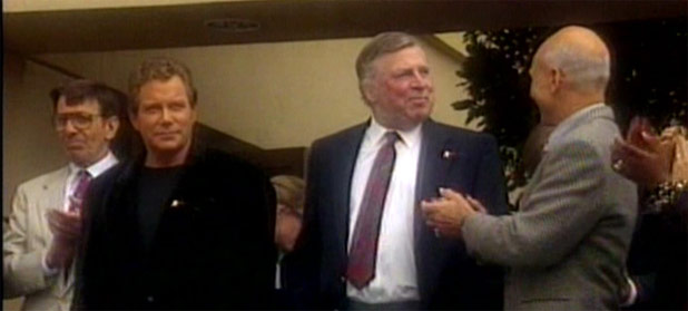 Inside Star Trek, 1976 Roddenberry / Shatner Interview Available Online