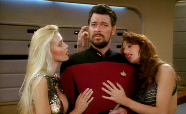 Commander Riker & His Beard To Host Sci-Fi At The Pops In Seatle