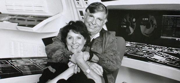Gene Roddenberry To Be Inducted Into TV Hall Of Fame