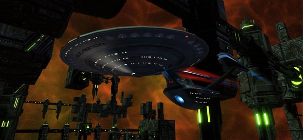 Star Trek Online Videos and Updates A'Plenty