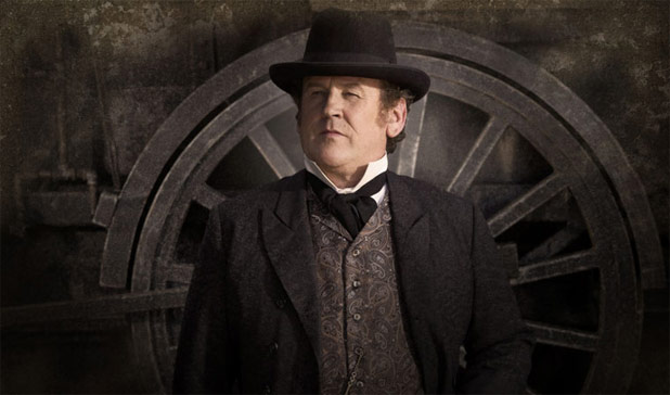 "Star Trek DS9's Colm Meaney Stars In AMC's New Series""Hell On Wheels"" Premiering Sunday Night"