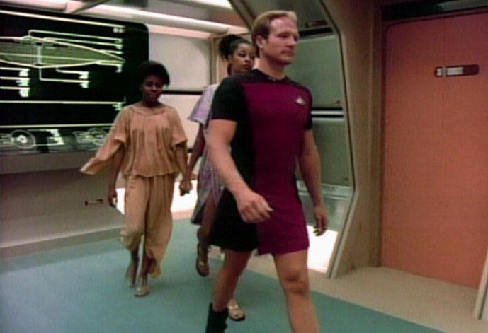 Crazy Sexy Geeks presents, Tim Gunn: Star Trek & Gender