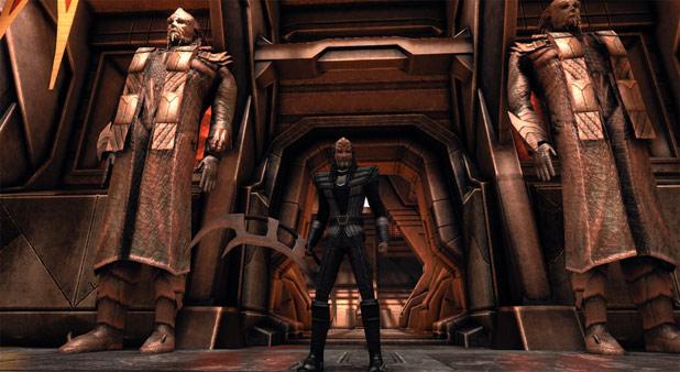 Star Trek Online: Klingons PvP Only At Release