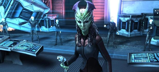 Star Trek Online Character Creator Hands-on