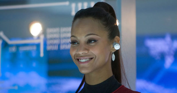Zoe Saldana Predicts Star Trek XII In Pre-production December 2010