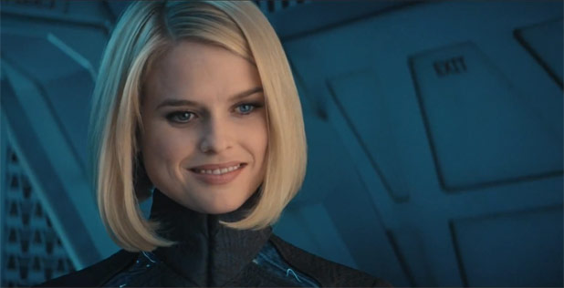 Alice Eve Talks About Her Role In Star Trek Into Darkness