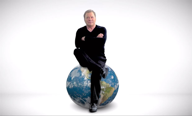Shatner's World Is Heading To Austin At The Paramount Theater In January