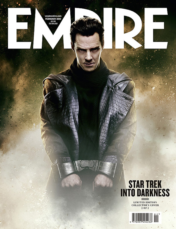 New Star Trek Into Darkness Images Hit Newsstands December 27th Via Empire Magazin