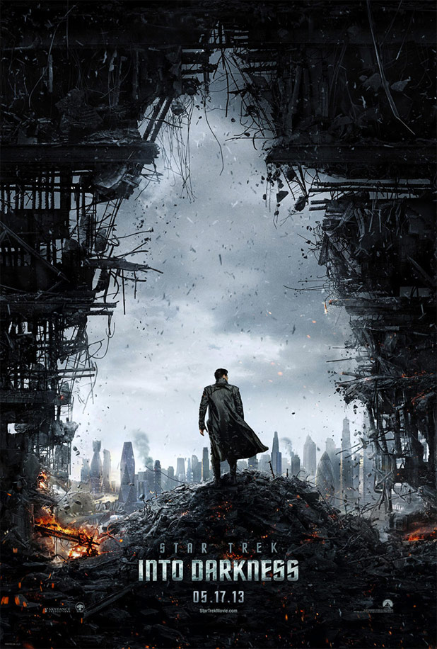 New Star Trek: Into Darkness Poster And What J.J. Gets Right