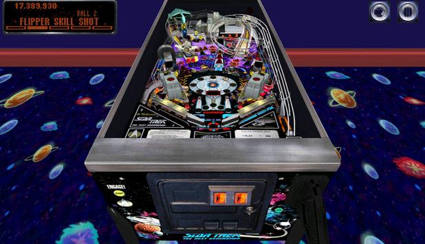 TNG pinball